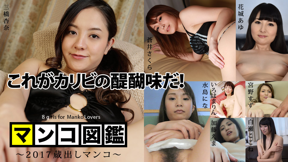 Caribbeancom 010218-571 jav black actor Pussy Encyclopedia: Collection 2017