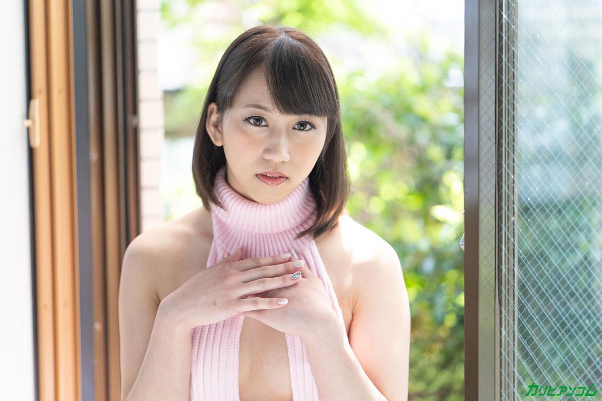カリビアンコム:Debut Vol.55 〜エロかわフレッシュ娘に中出し〜:青木美香