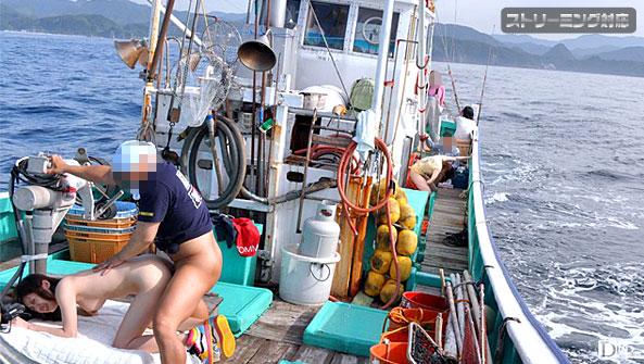 日本の果てまでイってC! 漁船編 前編 サンプル画像