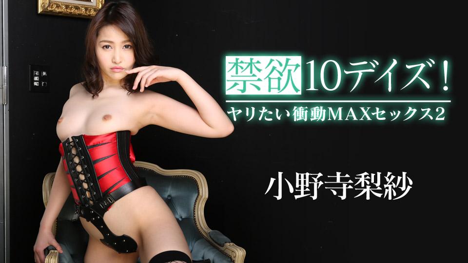 禁欲10デイズ!ヤリたい衝動MAXセックス2 小野寺梨紗