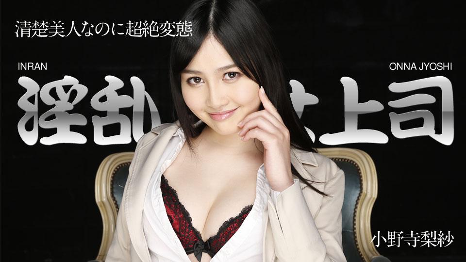 淫乱女上司 〜清楚美人なのに超絶変態〜