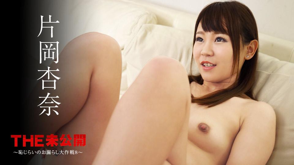 THE 未公開 ~恥じらいのお漏らし大作戦8~ 片岡杏奈